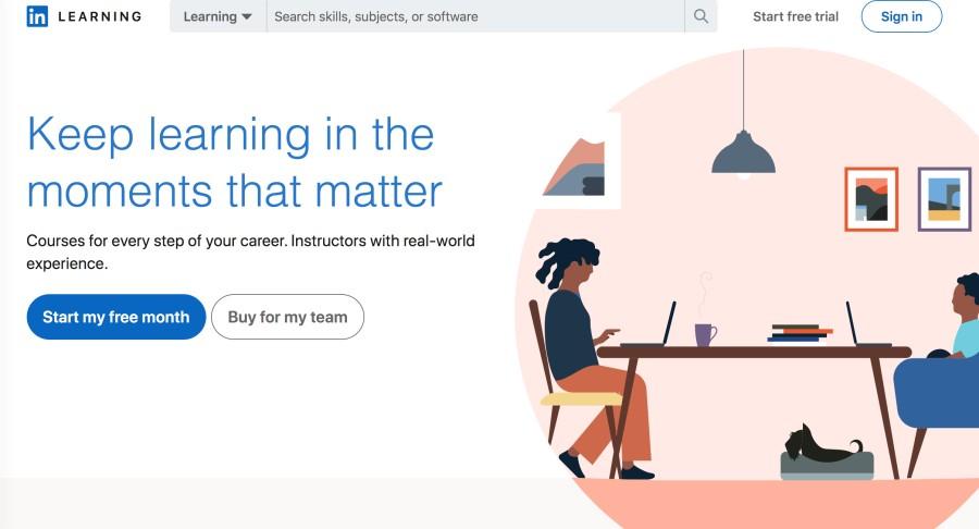 Linkedln learning
