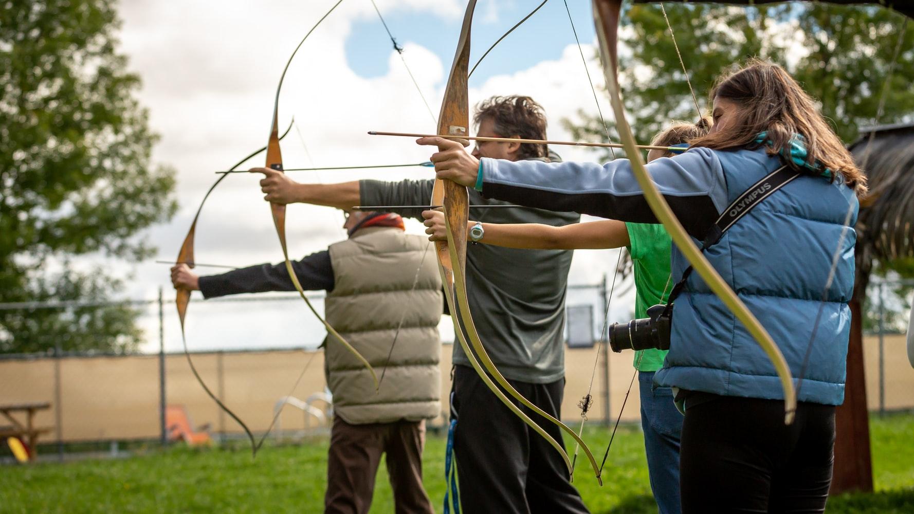 Picking up Archery hobby