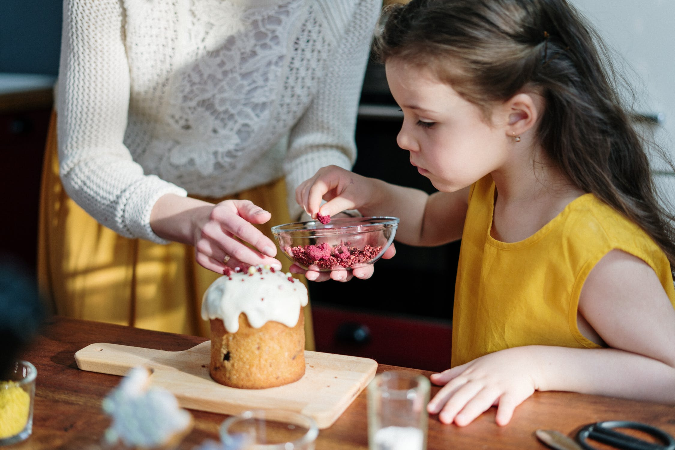 cake decorating hobby