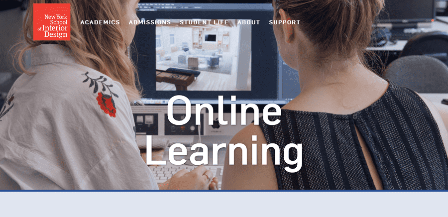 free online interior design course learning