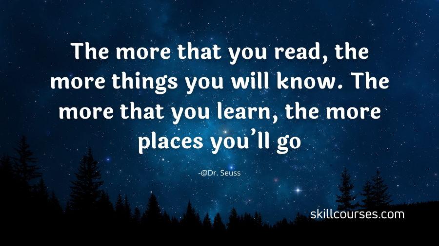 encouraging reading quotes